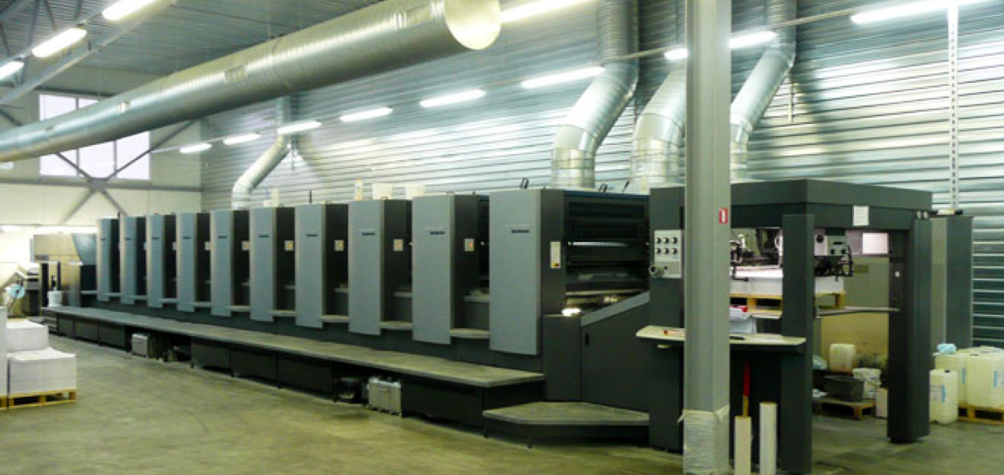 Livonia Print equipment